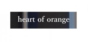 Heart of Orange Logo