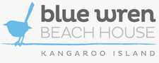 Blue Wren Beach House Logo